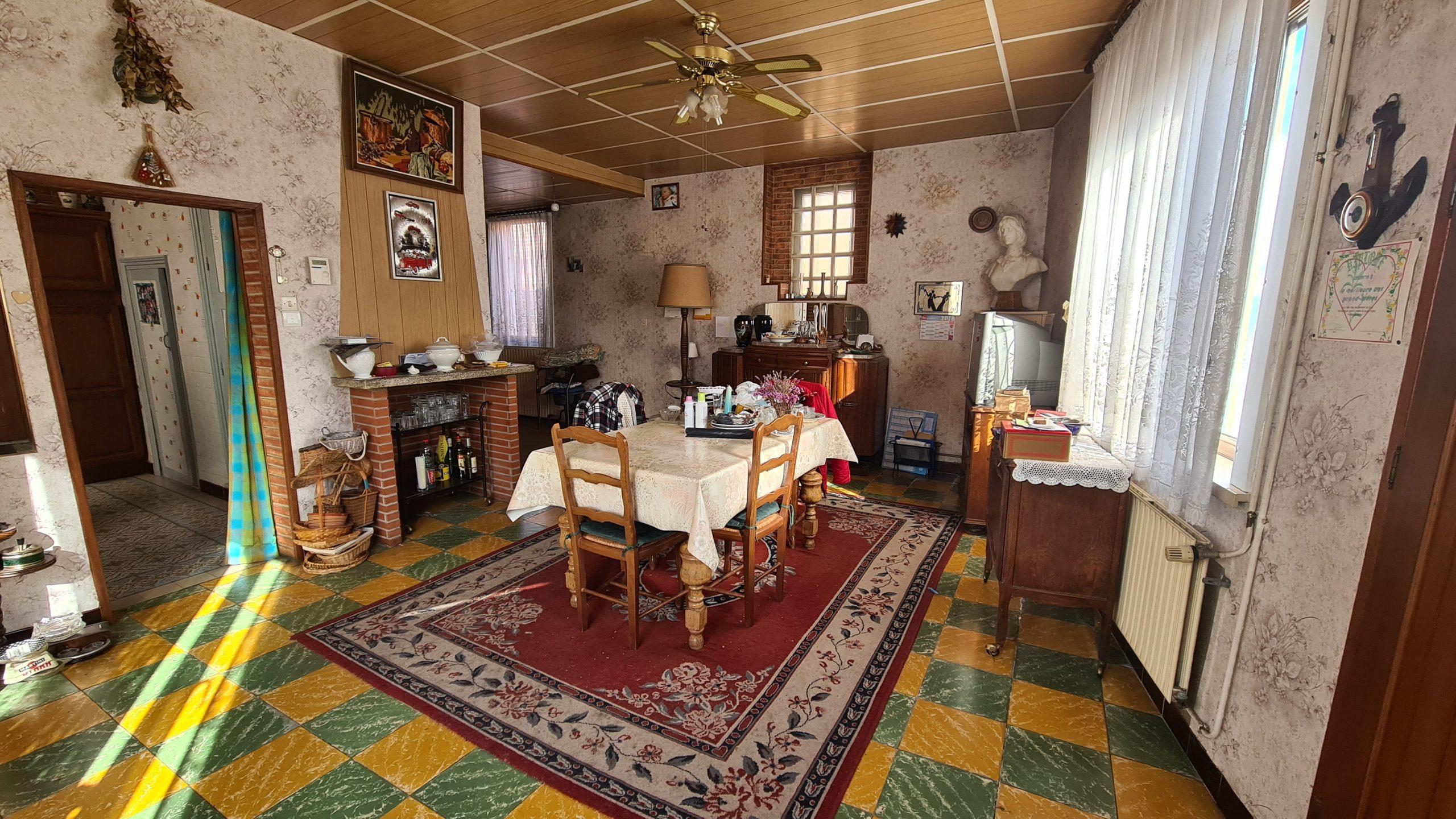 Maison Roubaix 3 pièce(s) 100 m2
