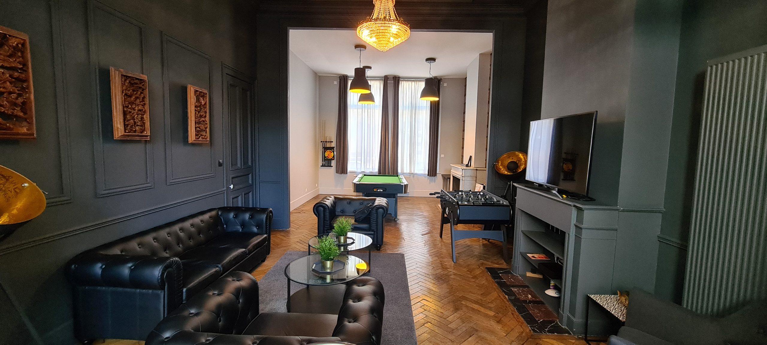 Maison Roubaix 7 pièce(s) 197 m2